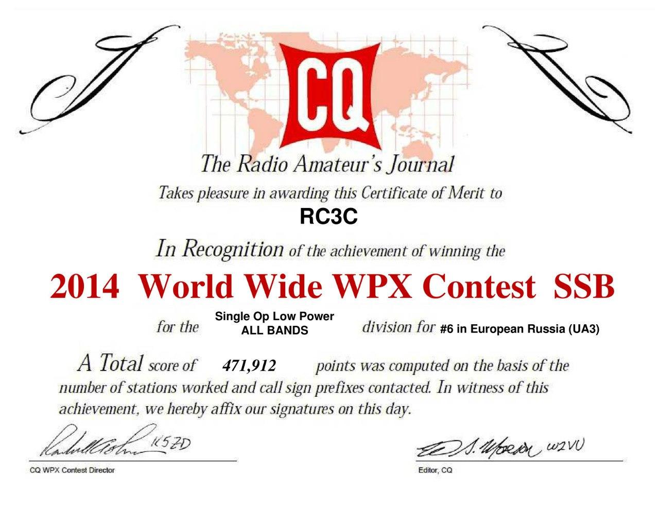 RC3C_CQ-WPX-SSB-2014