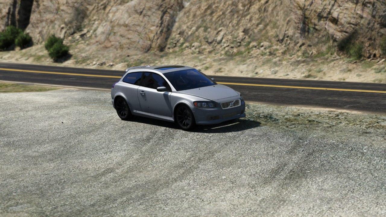 Volvo C30 T5 для GTA V - Скриншот 3