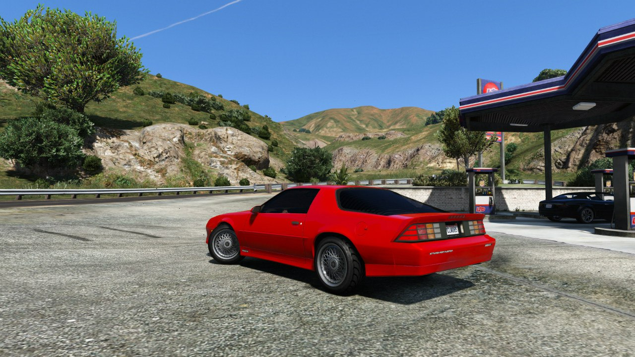 Chevrolet Camaro IROC-Z [BETA 2] для GTA V - Скриншот 2