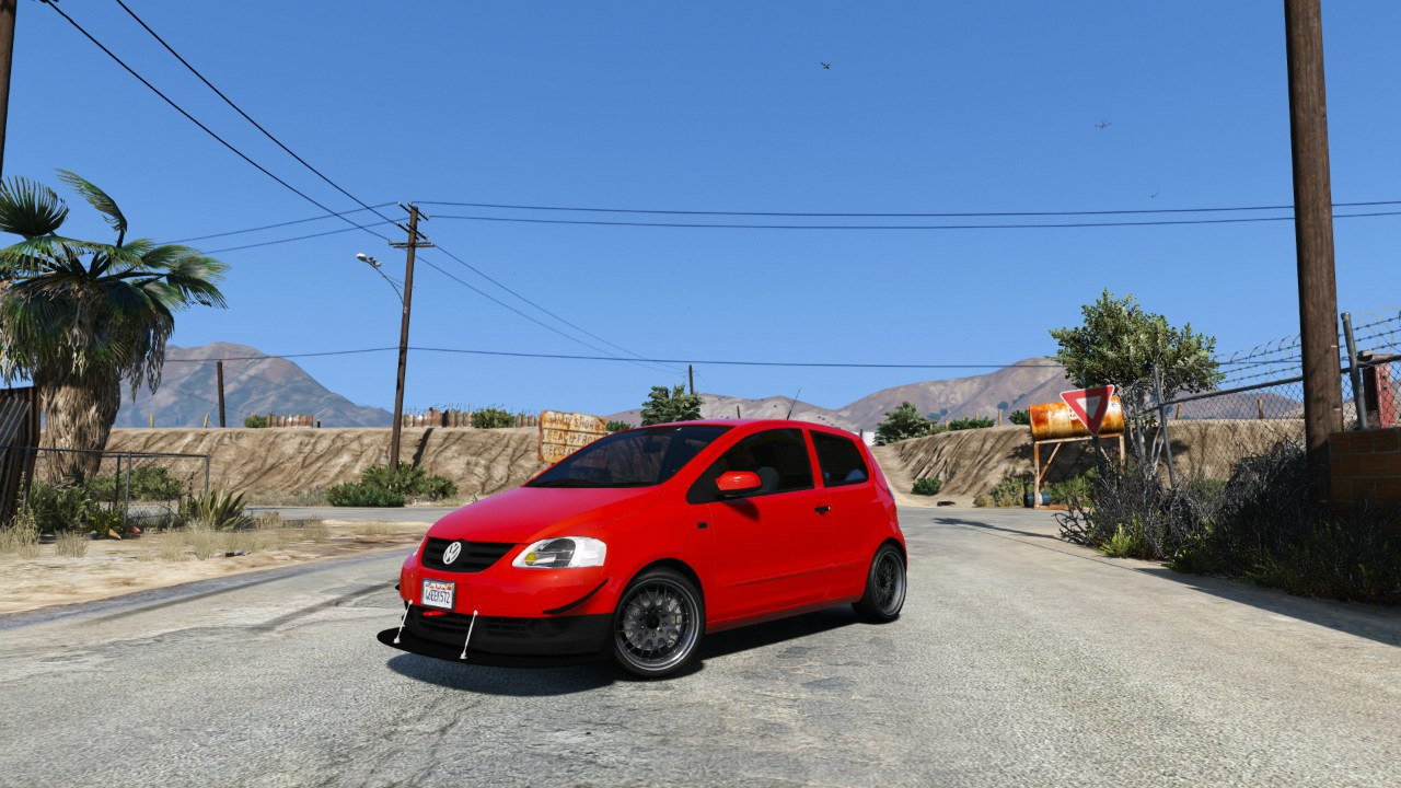 Volkswagen Fox 2.0 для GTA V - Скриншот 1