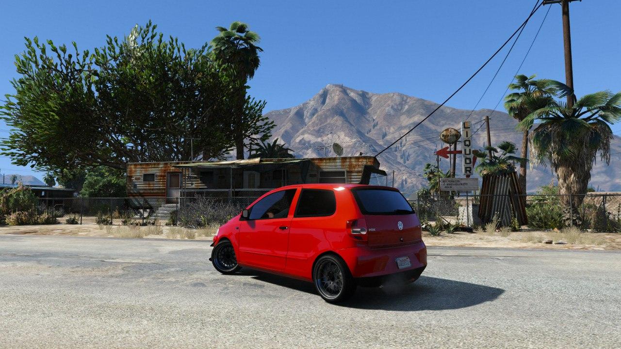Volkswagen Fox 2.0 для GTA V - Скриншот 2