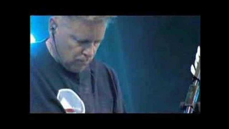 New Order - Ceremony (Live At Finsbury Park 9th June 02)