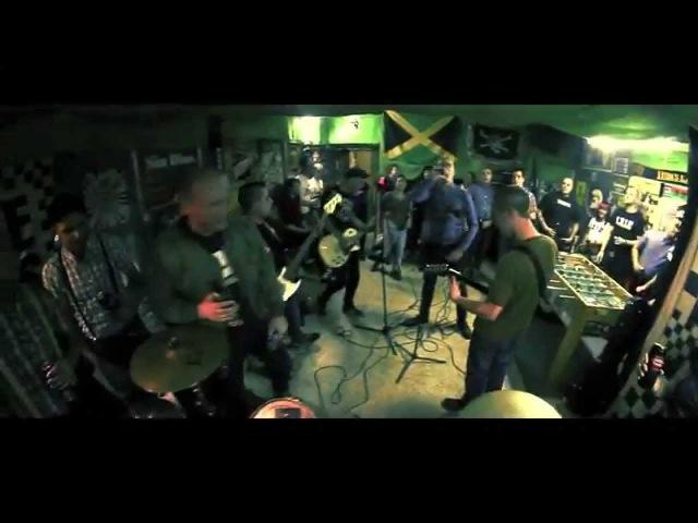 Rude Pride - Screaming OI! - Feat. Wattie (Lion's Law) Degi (Saints Sinners) - Official (HD)