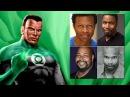 "Characters Voice Comparison - Green Lantern ""John Stewart"""