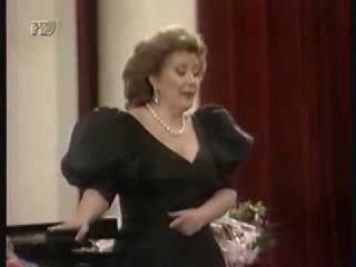Бенефис Елены Образцовой, 1996 год