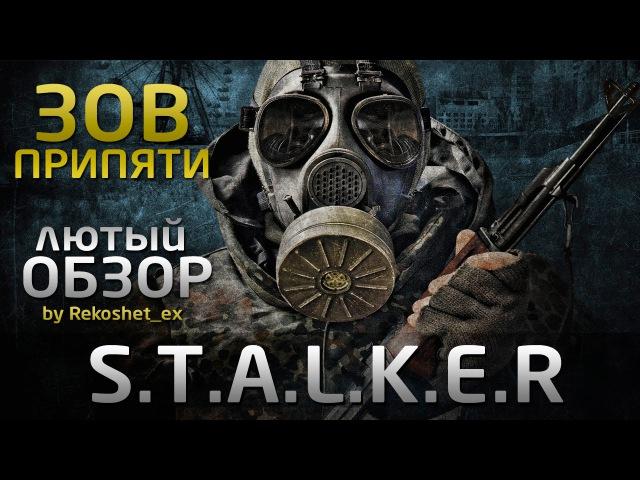 S.T.A.L.K.E.R. Зов Припяти - Лютый Обзор (от Rekoshet ex)