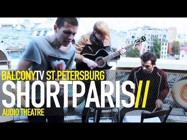 SHORTPARIS AUDIO THEATRE BalconyTV