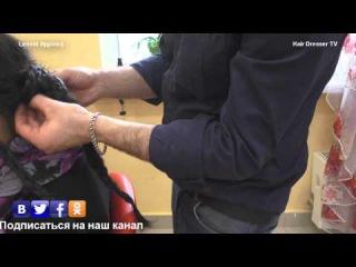Basit saç örgüsü ( плетение косички за 10 минут)