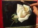 А.Южаков_05 Белая роза_крассинкор=чёрный.