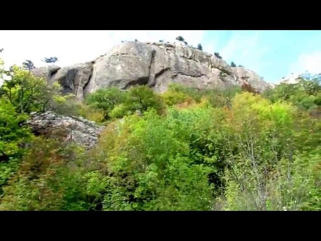 Бывшие засекреченные объекты в Крыму. Краснокаменка (Кизилташ)