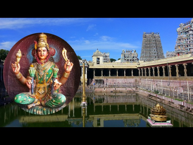 OAT South India Full Day 7 - Madurai, Meenakshi Temple