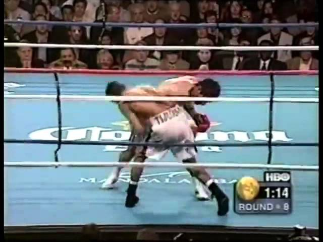 Erik Morales vs Marco Antonio Barrera Highlights