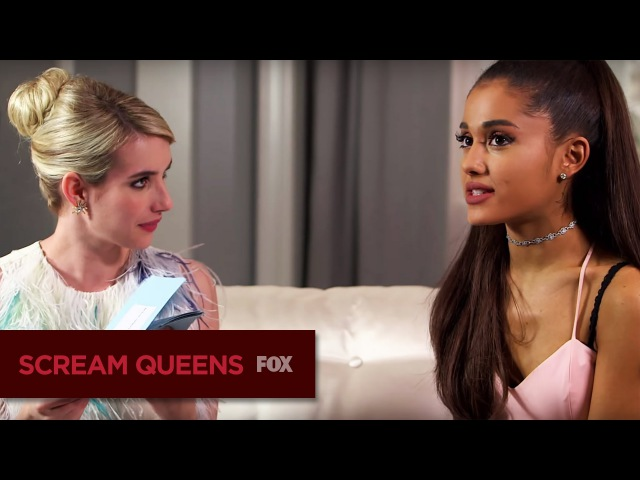 Between 2 Queens With Emma Ari | Season 1 | SCREAM QUEENS