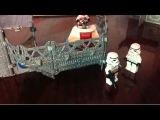 3 серия - Как выжить в Звездных Войнах LEGO мультик