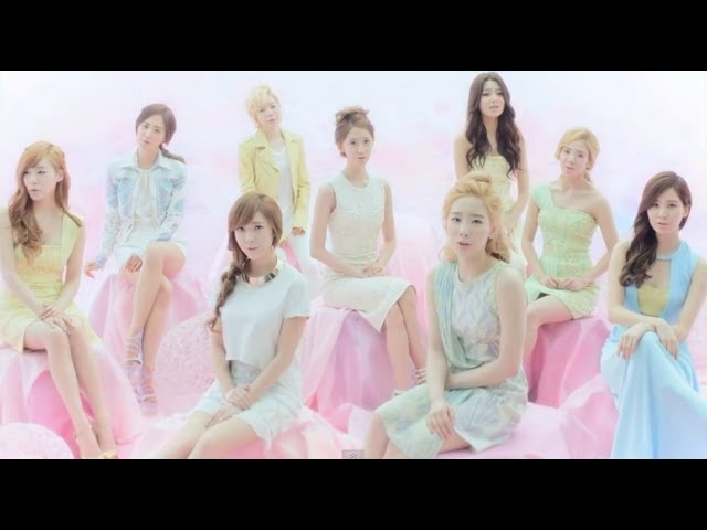 Girls' Generation - All My Love Is For You (2012)