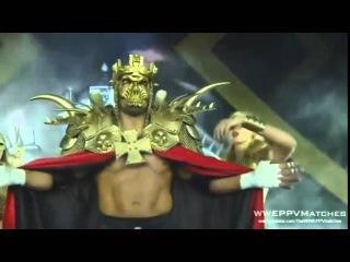 Triple H and Stephanie McMahon Entrance WWE Wrestlemania XXX