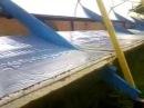 Очень дешевый солнечный коллектор-концентратор Деталь № 8 Трубы абсорбера