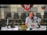 Александр Бубнов Спорт FM 100% футбола 10.08.2015