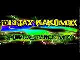 POWER DANCE MIX VOL 201 DJ SHABAYOFF EURO DANCE NEW