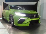 2016 Honda Civic (concept) Walk Around & Review with exclusive Civic Type R announcement