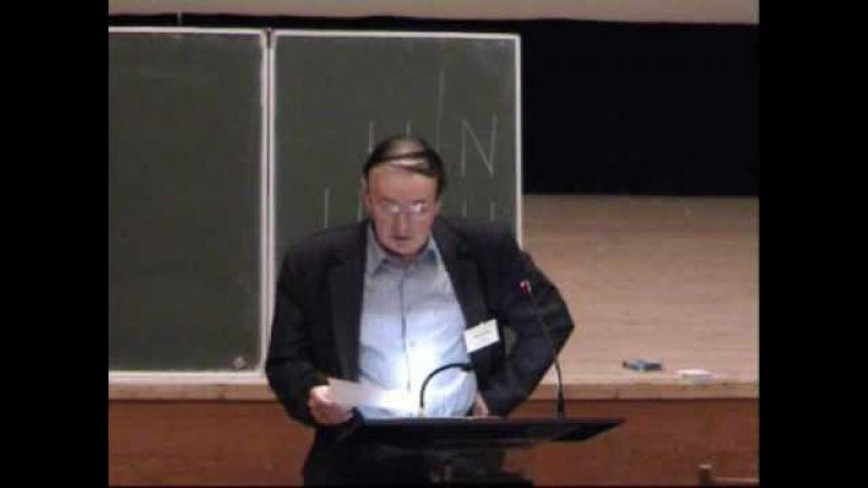 Залізняк А.А. О Руси изначальной - влияние норманнов (лекция 2010?)