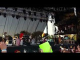 MGMT - Scooby Doo theme song intro - voodoo fest 2010