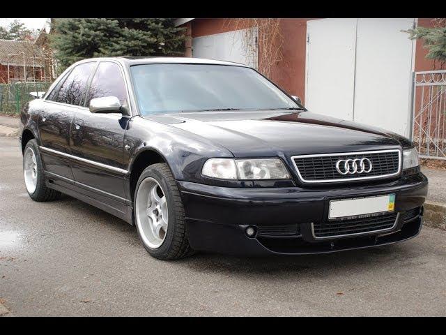 Audi A8 D2 1999 - Секонд Тест.VAG Kirov/43 регион
