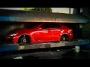 2011 LEXUS ISF CRUSHED ILLEGAL STREET RACING CARS