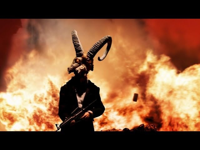 BETZEFER - The Devil Went Down To The Holy Land (OFFICIAL VIDEO)