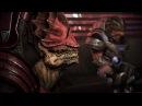 Shepard. Grunt. Shepard. Wrex. Shepard...