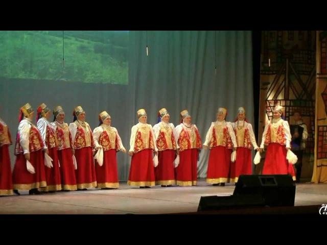 Пинежский народный хор.