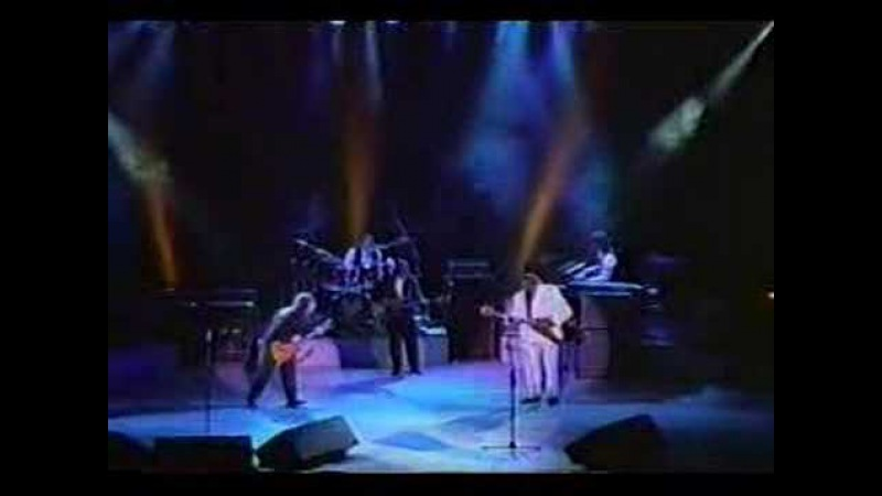 Gary Moore W Albert King - Stormy Monday (Live At Hammersmith Odeon`90)