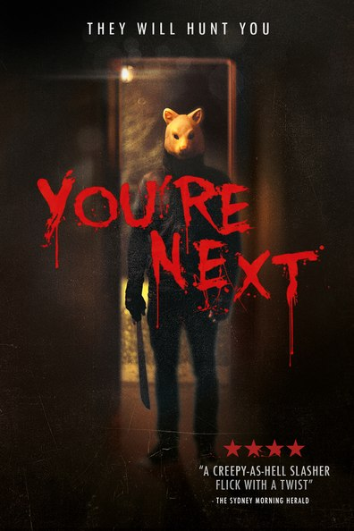 Tu - kitas! / You're Next (2011) Online