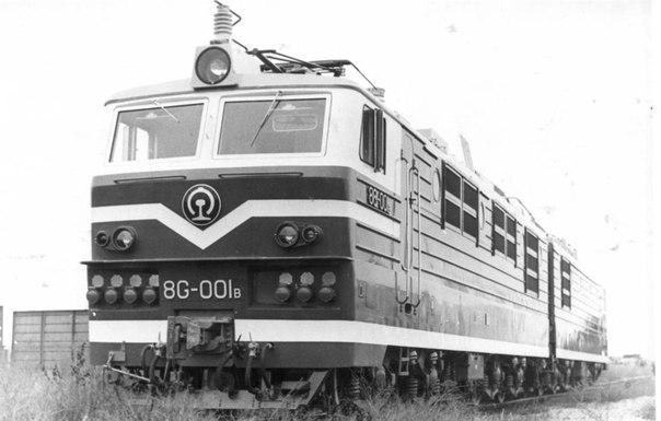 электровозы ВЛ80С