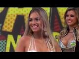 Латинские девушки на шоу. приват-танец