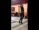 Заслуженный артист Дагестана Багаудин Курбанов - Танец с кинжалами