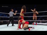 (WWEWM) WWE Friday Night Smackdown 21.11.2014 - AJ Lee vs. Brie Bella