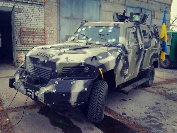 Миссия ОБСЕ в Украине получила 10 бронированных джипов от Великобритании - Цензор.НЕТ 4200