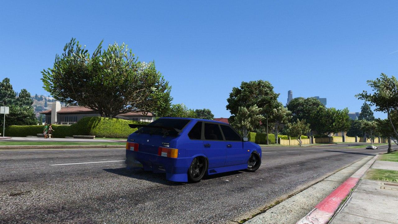 ВАЗ 21093i (Tunable) 1.1 [FINAL] для GTA V - Скриншот 2