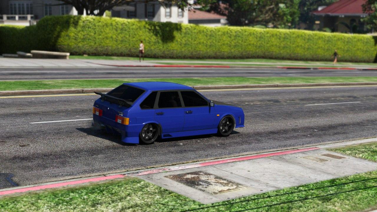 ВАЗ 21093i (Tunable) 1.1 [FINAL] для GTA V - Скриншот 3