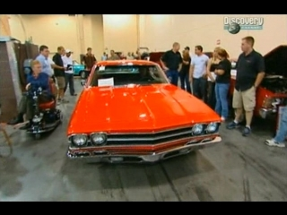 Dad stole my car (chevy chevelle)
