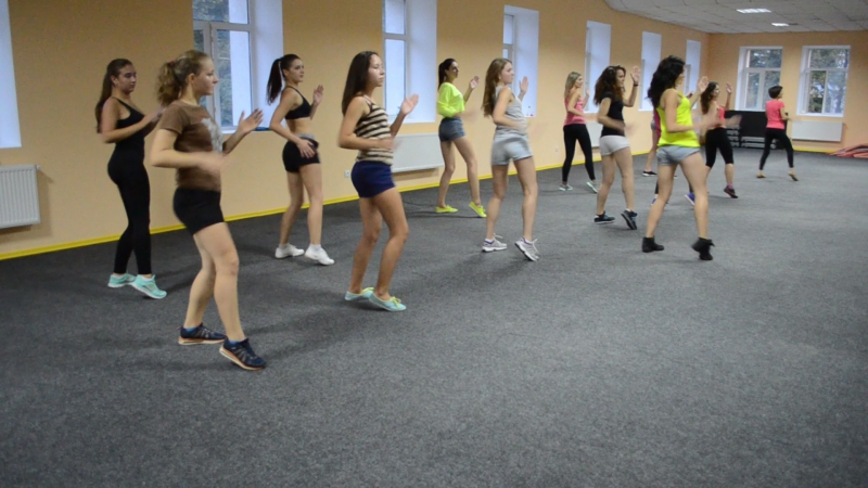 Dance Way (Початківці) Hip-Hop1