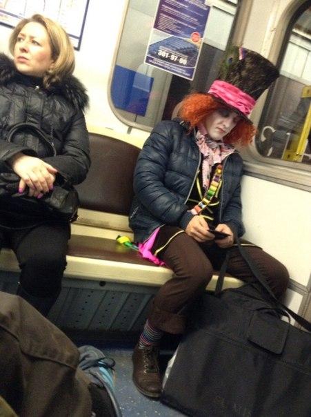 Мода питерского метро рис 2