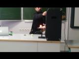 Типичная физика в Лицее БГУ
