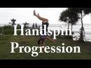 Handspin progression / Piao de mao