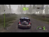 WRC 5 FIA World Rally Championship (Rain Gameplay, 1080p, 60FPS)