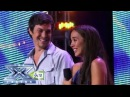 Alex Sierra - Sultry Cover of Britney Spears' Toxic - THE X FACTOR USA 2013