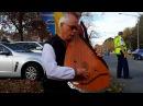 Бандура грає гімн УПА під посольством Росії в Австралії | Bandura Plays UIA Anthem