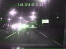 ДТП Калининград; Опель калибра в Опель Омега; 2 30 ночи; 02,11,2014