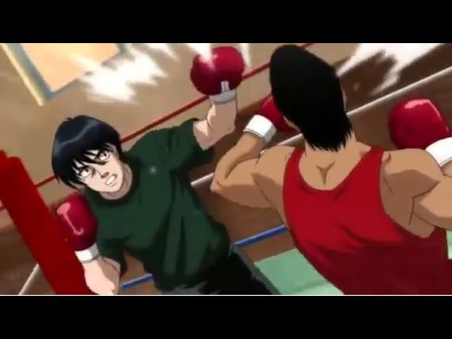 Miyata Ichiro vs Takamura Sparring Eng Sub